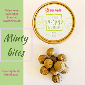 minty bites vegan treats